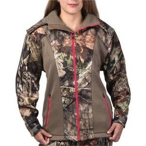 10x Mossy Oak Lockdown Softshell Jacket.New w/tags